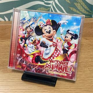ディズニー(Disney)のベリー・ベリー・ミニー Very  Very MINNIE! CD(ポップス/ロック(邦楽))