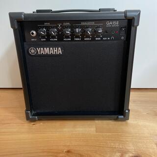 ヤマハ(ヤマハ)の【わんぱくさん専用】yamaha  GA15II GA15Ⅱ ヤマハ ギターアン(ギターアンプ)