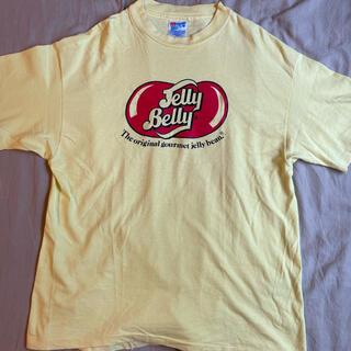 アートヴィンテージ(ART VINTAGE)のUSA製 L 90s Jelly Belly jelly bean TEE(Tシャツ/カットソー(半袖/袖なし))
