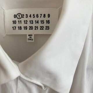 マルタンマルジェラ(Maison Martin Margiela)のマルタンマルジェラ ノースリシャツ(シャツ/ブラウス(半袖/袖なし))