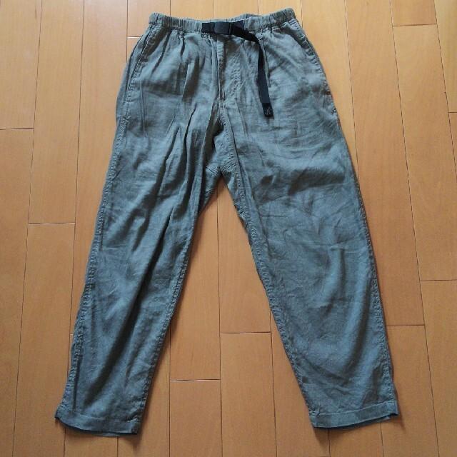 GRAMICCI(グラミチ)のグラミチ リネン ワイドパンツ メンズのパンツ(その他)の商品写真