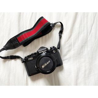 Nikon - nikon フィルムカメラ 一眼レフ FE2