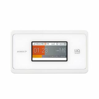 ポケット Wi-Fi WiMAX2+Speed Wi-Fi NEXT WX06(PC周辺機器)