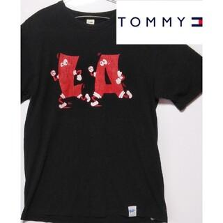 トミー(TOMMY)のTOMMY トミー LA ビッグプリント オールド Tシャツ(Tシャツ/カットソー(半袖/袖なし))