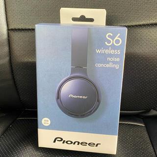 パイオニア(Pioneer)のパイオニア Pioneer SE-S6BN(L) ヘッドホン ワイヤレス(ヘッドフォン/イヤフォン)