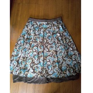エーティー(A/T)のA/Tのスカート(ひざ丈スカート)
