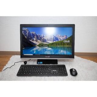 エイスース(ASUS)のロキ様専用 ASUS 液晶一体型パソコン V220IB(デスクトップ型PC)