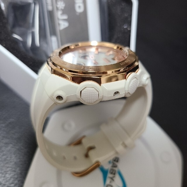 Baby-G(ベビージー)のBABY-G電波ソーラー レディースのファッション小物(腕時計)の商品写真
