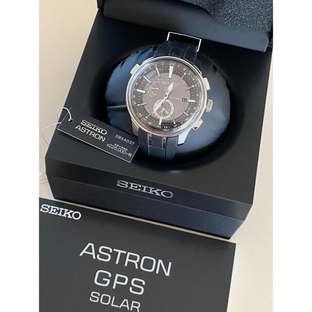 SEIKO(セイコー)のSEIKO ASTRON セイコーアストロン SBXA037 7X52 メンズの時計(腕時計(デジタル))の商品写真