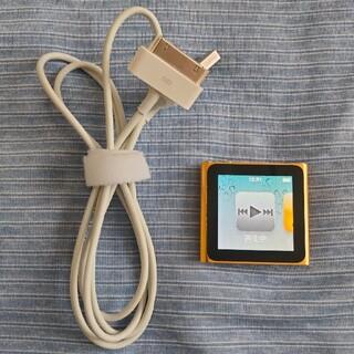 iPod - iPod nano 第6世代 8GB ケーブル付
