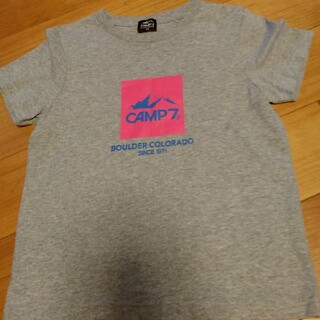 CAMP7Tシャツ120(Tシャツ/カットソー)