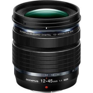 オリンパス(OLYMPUS)のオリンパスM.ZUIKO 12-45mmPROメーカー保証(レンズ(ズーム))