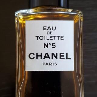 シャネル(CHANEL)の新品未使用CHANEL シャネル No.5 オードトワレ 100ml(香水(女性用))