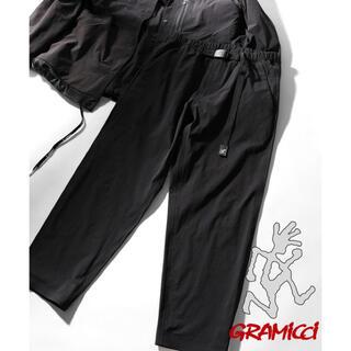 GRAMICCI - グラミチ フリークスストア 別注 シームレステックパンツ ブラック M