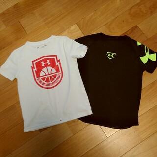 アンダーアーマー(UNDER ARMOUR)のUNDER ARMOUR130(Tシャツ/カットソー)