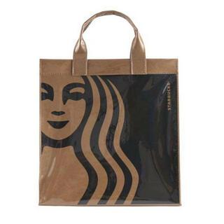 スターバックスコーヒー(Starbucks Coffee)の台湾限定 スターバックス サイレンロゴ トートバッグ(トートバッグ)
