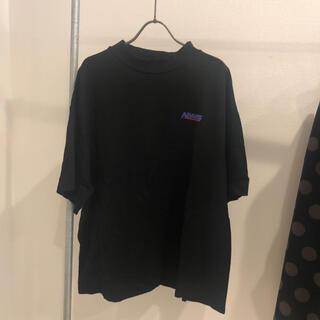 ジエダ(Jieda)のADANS ハイネックカットソー(Tシャツ/カットソー(半袖/袖なし))