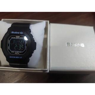 ベビージー(Baby-G)のCASIO Baby-G BG-5600BK-1JF  G-SHOCK(腕時計)