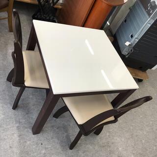 ニトリ - ニトリ ダイニング テーブル チェア セット リビング 家具 nitori