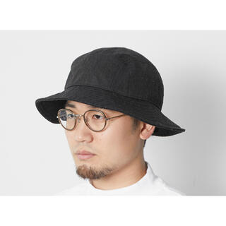 Snow Peak - TAKIBI Denim Hat One Black