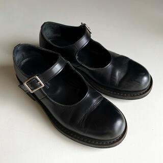 コムデギャルソン(COMME des GARCONS)の限時値下げ コムデギャルソン 定番 フォーマル シューズ ブラック 23(ローファー/革靴)