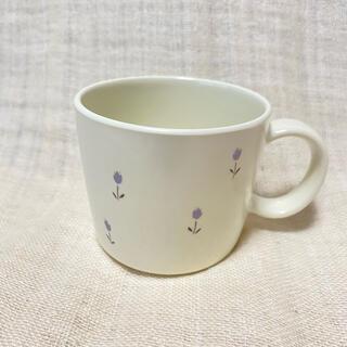 フタフタ(futafuta)の未使用 バースデイ テータテート コップ マグ チューリップ(マグカップ)