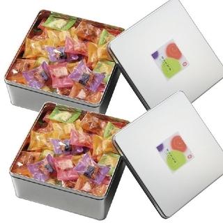 カメダセイカ(亀田製菓)のひとくちサイズのかわいいあられ。亀田製菓 おもちだまS☓2箱(菓子/デザート)