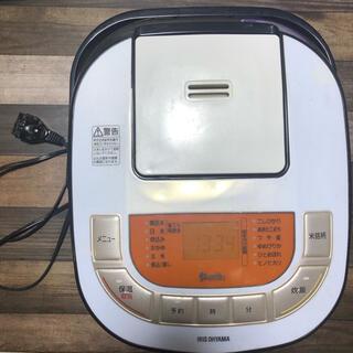 アイリスオーヤマ - IRIS RC-MB30-B 炊飯器 ジャンク