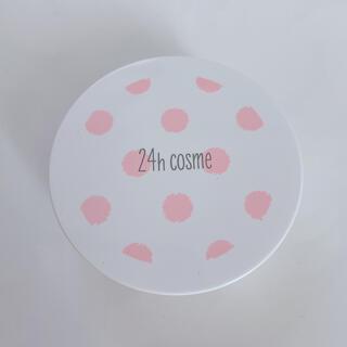 ニジュウヨンエイチコスメ(24h cosme)の24h cosme ミネラルプレストUVパウダー(フェイスパウダー)