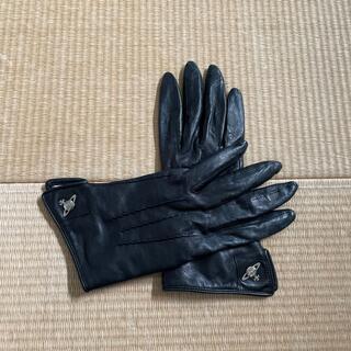 ヴィヴィアンウエストウッド(Vivienne Westwood)のヴィヴィアン 皮製手袋(手袋)