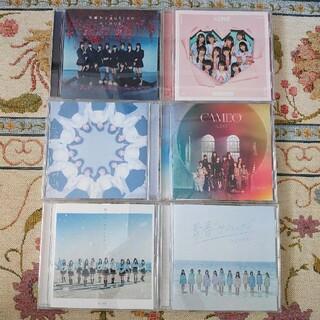 エーケービーフォーティーエイト(AKB48)の=LOVE イコールラブ CD6枚セット(アイドルグッズ)