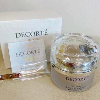 COSME DECORTE - コスメデコルテ AQ ミリオリティ リペア ファンデーション 401