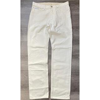 ルイヴィトン(LOUIS VUITTON)のLV ルイヴィトン ホワイト 30 パンツ デニム 白 M(デニム/ジーンズ)