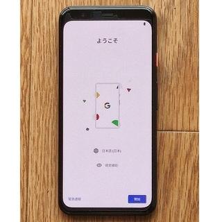 Google Pixel - Pixel 4 128GB white softbank