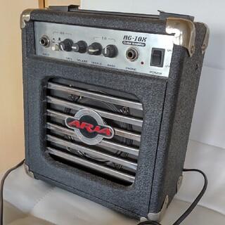 アリアカンパニー(AriaCompany)のアリア AG-10X 小型ギター アンプ(ギターアンプ)