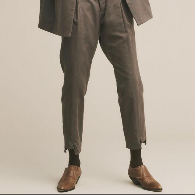 Jieda(ジエダ)のJieda  ショートトレンチ セットアップ メンズのスーツ(セットアップ)の商品写真