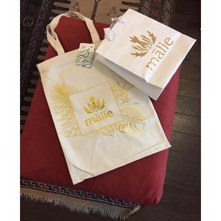 マリエオーガニクス(Malie Organics)のハワイ malie Organics マリエオーガニク 非売品 トートバック(トートバッグ)