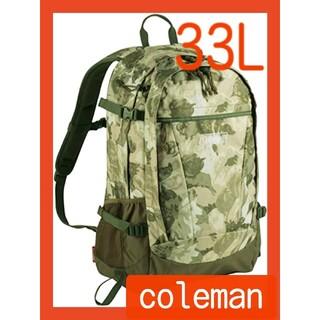 コールマン(Coleman)の新品 コールマン ウォーカー33 通学  リュック 33L ナチュラルモカ(バッグパック/リュック)