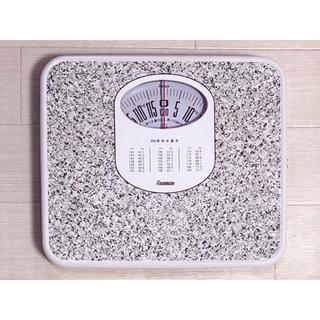 タニタ(TANITA)のタニタ  体重計 アナログ(体重計/体脂肪計)