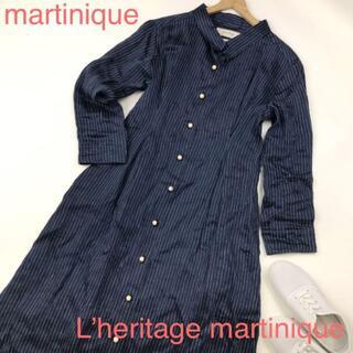 マルティニークルコント(martinique Le Conte)のL'heritage martinique レリタージュ ワンピース 1847(ロングワンピース/マキシワンピース)
