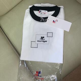 クレージュ(Courreges)の新品 未使用 クレージュ Tシャツ(Tシャツ/カットソー)