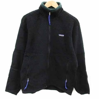 パタゴニア(patagonia)のパタゴニア R2 Jacket POLARTEC ジャケット フリース S 黒(その他)