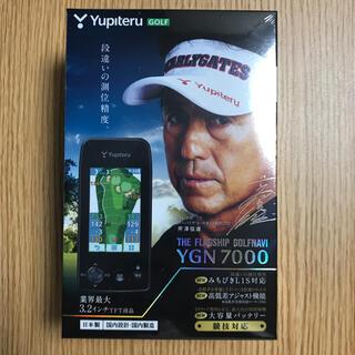 ユピテル(Yupiteru)のユピテル YUPITERU ゴルフナビ GPS ゴルフ 距離計 YGN7000 (その他)