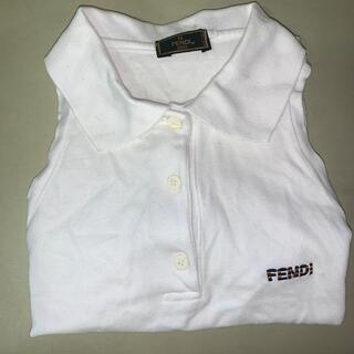 フェンディ(FENDI)のイタリー製 フェンディー ポロシャツ(ポロシャツ)