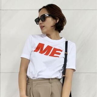 アパルトモンドゥーズィエムクラス(L'Appartement DEUXIEME CLASSE)のAPSTUDIO、LOREAKME Tシャツ、新品未使用タグ付き(Tシャツ(半袖/袖なし))