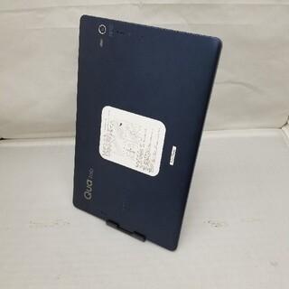 エルジーエレクトロニクス(LG Electronics)の166 au SIMロック解除済 LGT32 Quatab PZ(タブレット)