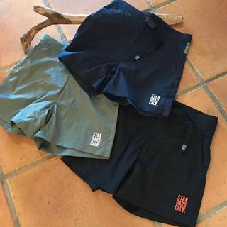 スタンダードカリフォルニア(STANDARD CALIFORNIA)のSD coolmax stretch easy shorts スタカリ(ショートパンツ)