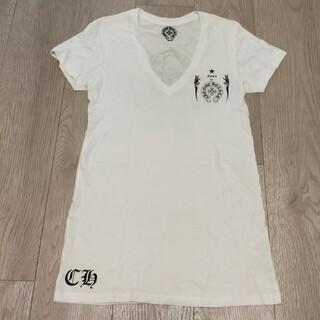 クロムハーツ(Chrome Hearts)の正規品 クロムハーツ レディースTシャツ スカル  XS(Tシャツ(半袖/袖なし))