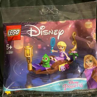 レゴ(Lego)の【新品未開封】レゴ ボートに乗ったラプンツェル(積み木/ブロック)