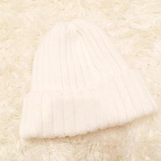 ウィゴー(WEGO)のWEGO ニット帽(ニット帽/ビーニー)